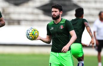 Botafogo e Santa Cruz têm reunião no Rio para selar negócio por João Paulo