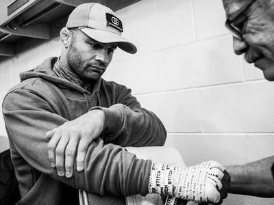 Josh Koscheck, Bellator 172 (Foto: Reproducao Instagram)