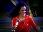Diana Ross foi secretária e costureira antes de se tornar a dama da Motown