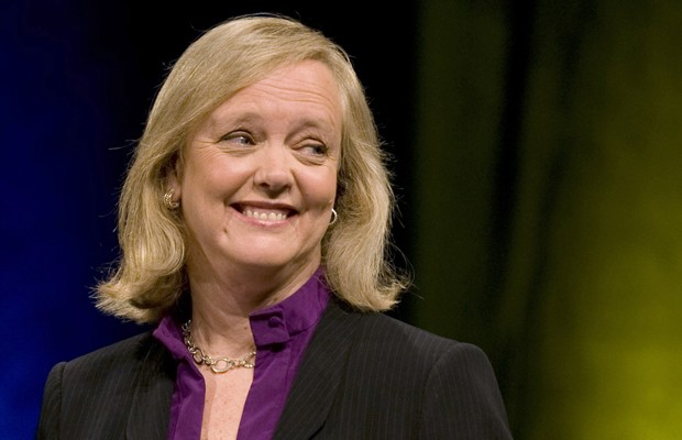 Meg Whitman, a nova executiva-chefe da HP (Foto: /Jose Luis Villegas/HP)