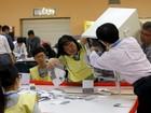Forças pró-Pequim vencem eleições municipais em Hong Kong