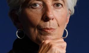 Brasil anuncia apoio à reeleição de Lagarde para comando do FMI