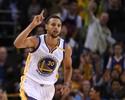 Com 42 pontos de Curry e triplo-duplo de Green, Warriors vencem 11ª seguida