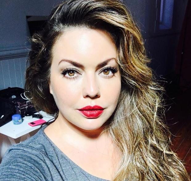 Modelo plus size Fluvia Lacerda será capa da Playboy Brasil (Foto: Reprodução/Instagram)