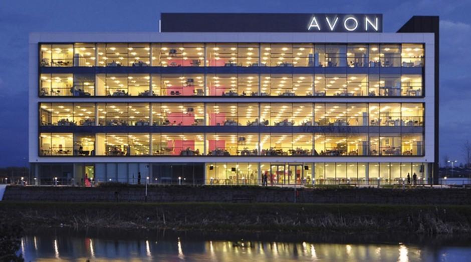 Prédio da Avon: empresa fez um acordo com a Justiça brasileira (Foto: Reprodução)