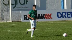 Zagueiro Mirita do Cuiabá (Foto: Assessoria/Cuiabá Esporte Clube)