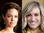 Jolie e Sarah Jessica Parker são as atrizes mais bem pagas dos EUA