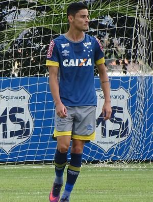 Diogo Barbosa Cruzeiro (Foto: Gabriel Duarte)