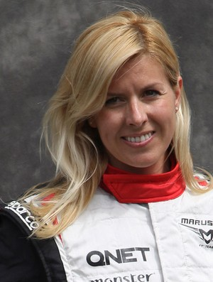  Maria Villota  (Foto: AP)