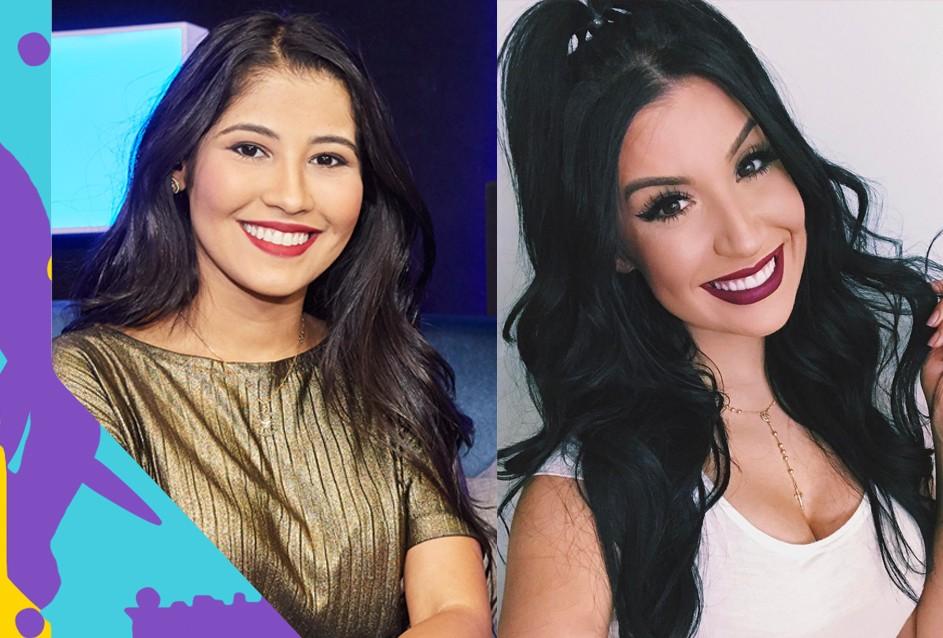 Thaynara OG e Boca Rosa vo comandar o TVZ Ao Vivo Juntas (Foto: Divulgao/Multishow)