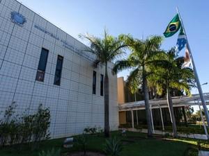 Procuradoria-Geral de Justiça do Estado de Mato Grosso do Sul (Foto: Douglas Oldegardo/MPMS)