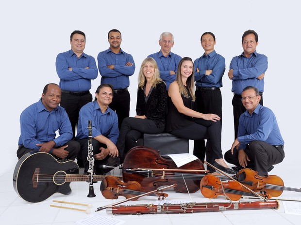 Orquestra Villa Real Música de Câmara se apresenta no Sesc Arsenal (Foto: Divulgação)
