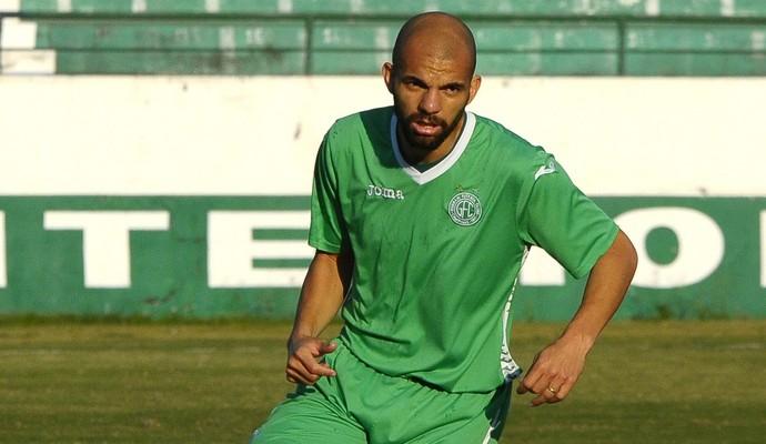 Gladstone zagueiro Guarni (Foto: Rodrigo Villalba / Memory Press)