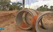 Obras na Palmiro Paes de Barros devem terminar em Janeiro