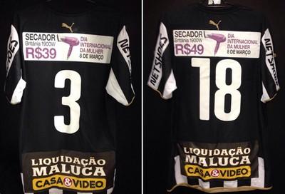 Botafogo estende por mais dois jogos patrocínio em sua camisa c86fa8f2d679e