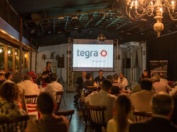 Evento 'Tecnologia como Investimento' movimentou mais de 30 empresas da cidade (Foto: Divulgação)