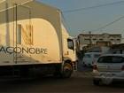 Motoristas denunciam trânsito ruim por conta das obras do BRT