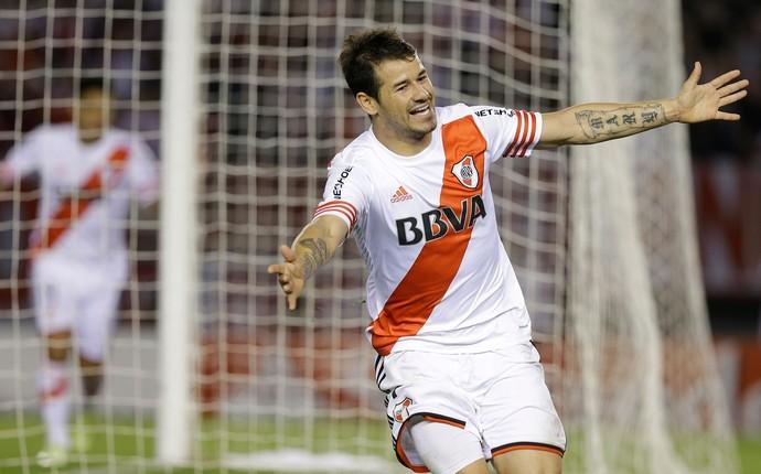 Rodrigo Mora gol River Plate (Foto: AP)
