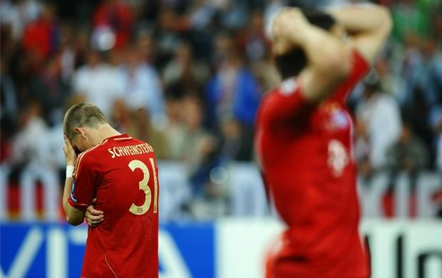Schweinsteiger Bayern de Munique (Foto: Getty Images)