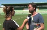 Imprensa internacional participa da cobertura de amistoso Chape x Palmeiras
