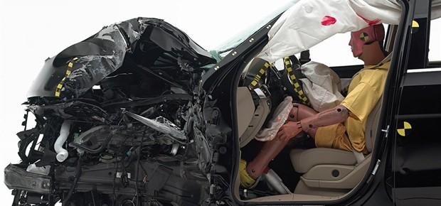 GLE entra para a lista de carros mais seguros dos EUA (Foto: Divulgação)