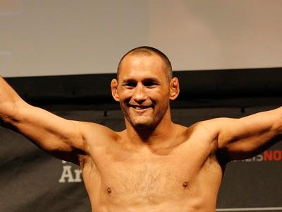 Pesagem UFC - Dan Henderson (Foto: Adriano Albuquerque)