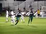 Arez marca golaço, Alecrim segura pressão e vence ABC no Frasqueirão