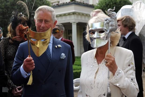 Príncipe Charles e sua Camilla (Foto: Getty Images)