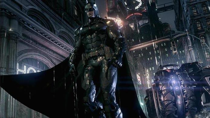 Batman Arkham Knight é o principal destaque nos trailers da semana (Foto: Divulgação)