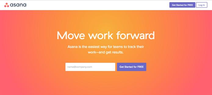Como usar o Asana, um gerenciador de tarefas colaborativo (Foto: Reprodução/Felipe Vinha)