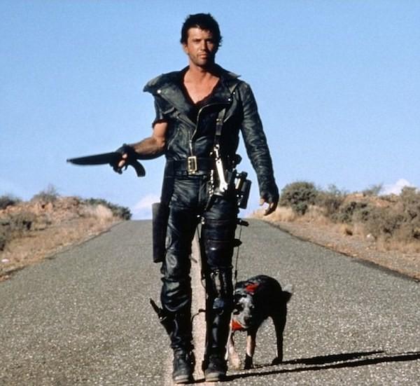 Mel Gibson em cena de 'Mad Max' (Foto: Reprodução)