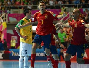 Aicardo Brasil Espanha Mundial de Futsal (Foto: Getty Images/Fifa)