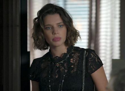 Cibele fica furiosa ao saber que Ruy foi para Parazinho