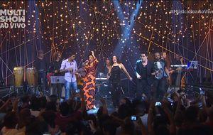 Xande de Pilares, Jota Quest, Teresa Cristina e Mosquito fazem encontro do samba com o pop