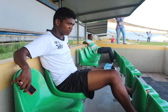 Flamengo-PI (Foto: Antônio Fontes/GloboEsporte.com)