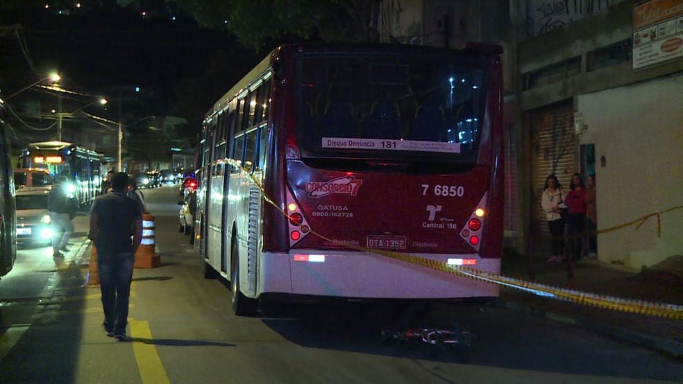 Caso foi registrado como homcicídio culposo, quando não há intenção de matar (Foto: Reprodução/TV Globo)