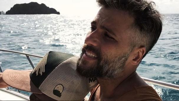Titi com o paizão, Bruno Gagliasso (Foto: Reprodução Instagram)