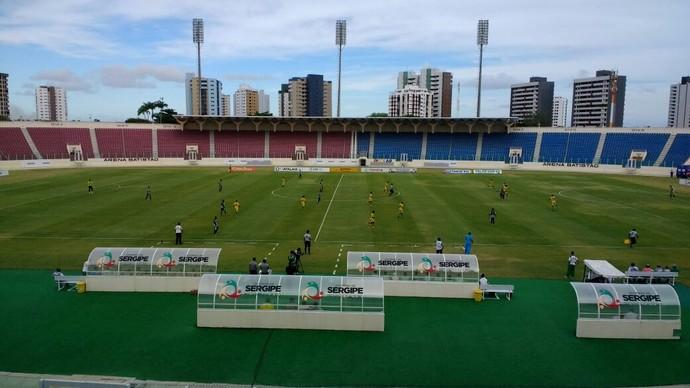 Botafogo x Estanciano (Foto: Danilo Mecenas)