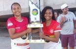 Vila Nova campeão do Capixabão Feminino 2015 (Vila Nova-ES)