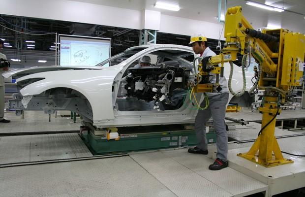 Nissan interrompe produção no Japão (Foto: Divulgação)