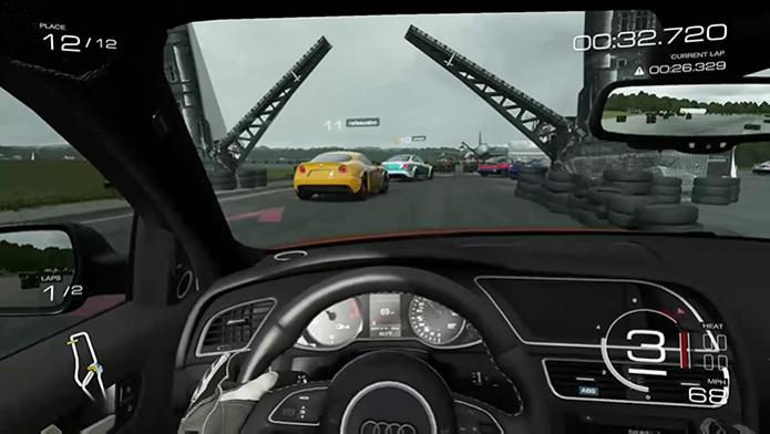 Forza Motorsport 5: dicas para deixar os adversários comendo poeira (Foto: Reprodução / Murilo Molina)
