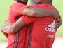 Com Diego e Guerrero, Fla enfrenta  a Chape, quase imbatível em casa