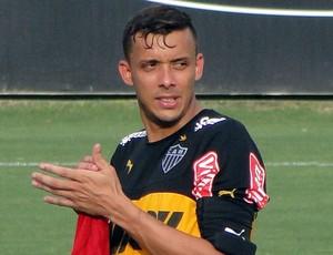 Pedro Botelho, lateral do Atlético-MG (Foto: Fernando Martins)