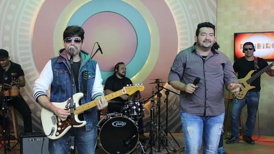 Guto Lima e banda Overtime agitam 'Paneiro' de férias