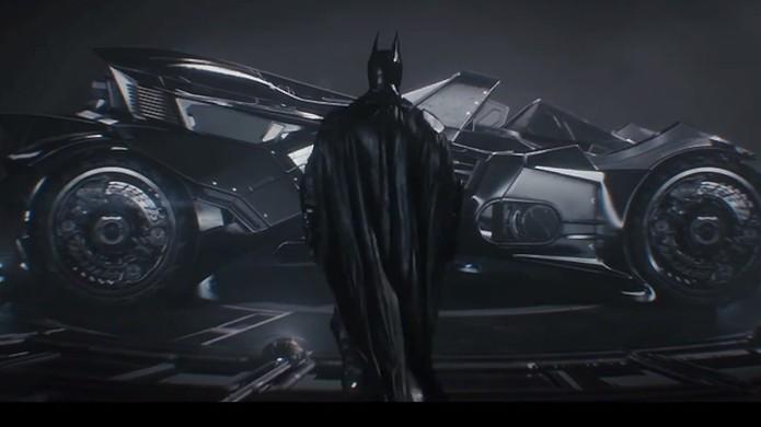 O Batmóvel é uma das maiores novidades em Batman: Arkham Knight (Foto: comicsalliance.com)