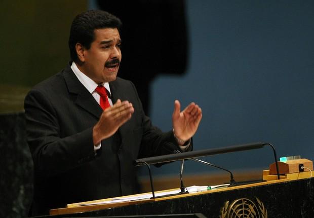 Maduro pede saída da CNN da Venezuela