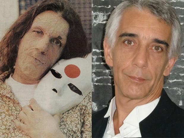 Breno Moroni interpretou o mascarado Adonay na novela