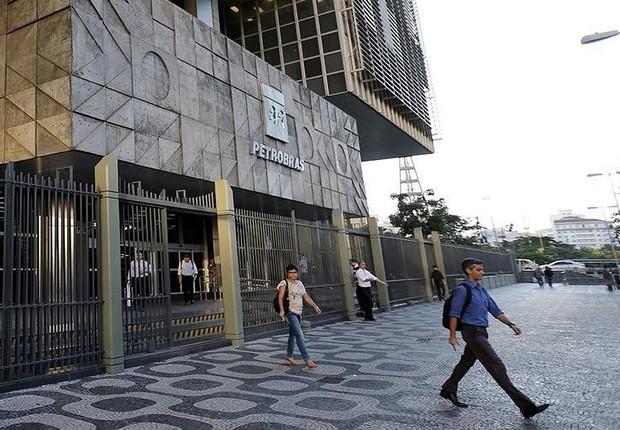 Prédio-sede da Petrobras no Rio de Janeiro (Foto: Sergio Moraes/Reuters)