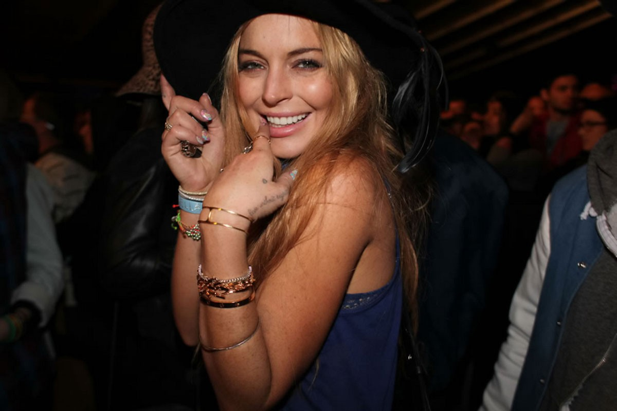 Lindsay Lohan (Foto: Divulgação)