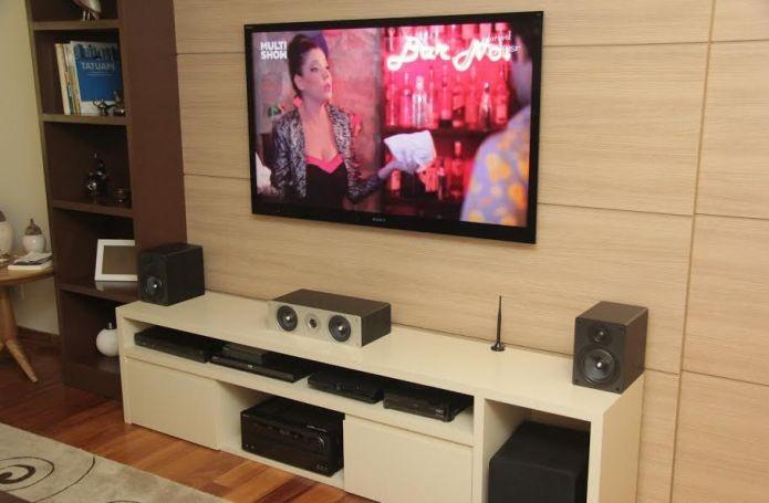 Grupo Feliza também tem opções de automação doméstica apenas para home theater (Foto: Divulgação)